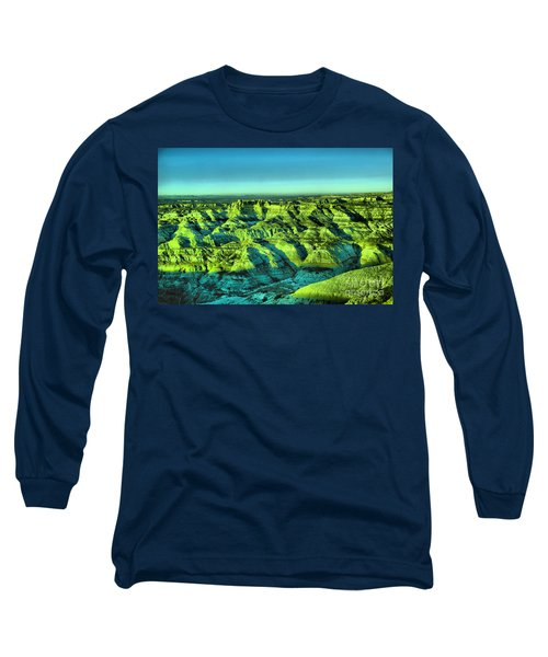 Awesome New Mexico Landscape Long Sleeve T-Shirt