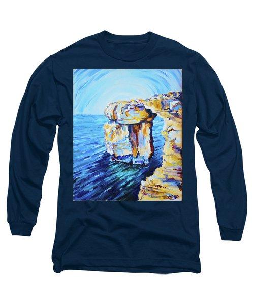 Azure Window Long Sleeve T-Shirt