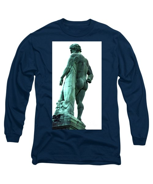 Back View From Great Hercules Long Sleeve T-Shirt