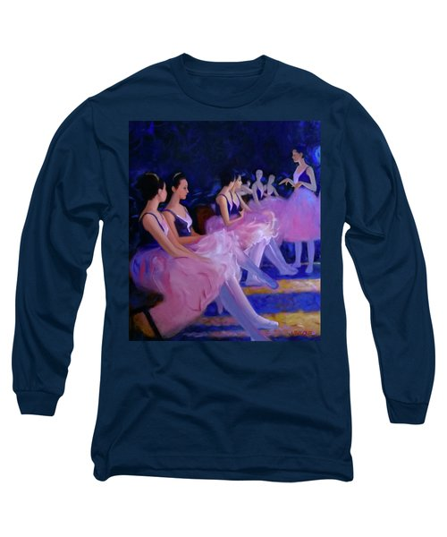 Backstage Long Sleeve T-Shirt