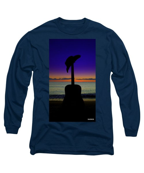 Badguitar  Long Sleeve T-Shirt