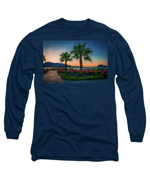 Baja Sunset Long Sleeve T-Shirt