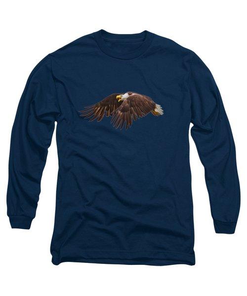 Bald Eagle  Long Sleeve T-Shirt