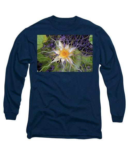Bali Dream Flower Long Sleeve T-Shirt