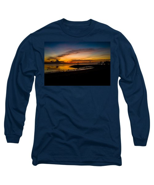 Bali Sunrise I Long Sleeve T-Shirt