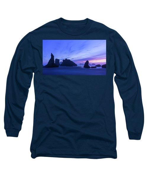 Bandon Blue Hour Long Sleeve T-Shirt