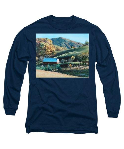 Barn At Blowing Rock Long Sleeve T-Shirt