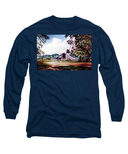 Barn At Honey Island Long Sleeve T-Shirt