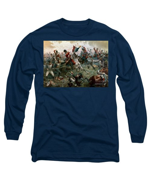 Battle Of Waterloo Long Sleeve T-Shirt