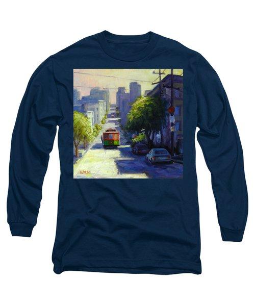 Bay Street San Francisco Long Sleeve T-Shirt