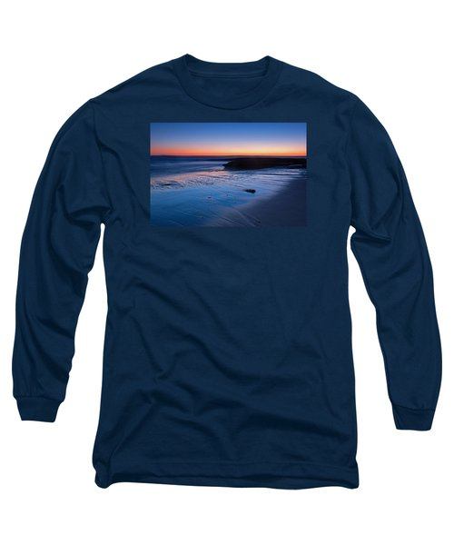 Beach View  Long Sleeve T-Shirt by Catherine Lau