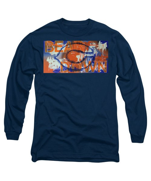 Bear Down Long Sleeve T-Shirt by Melissa Goodrich