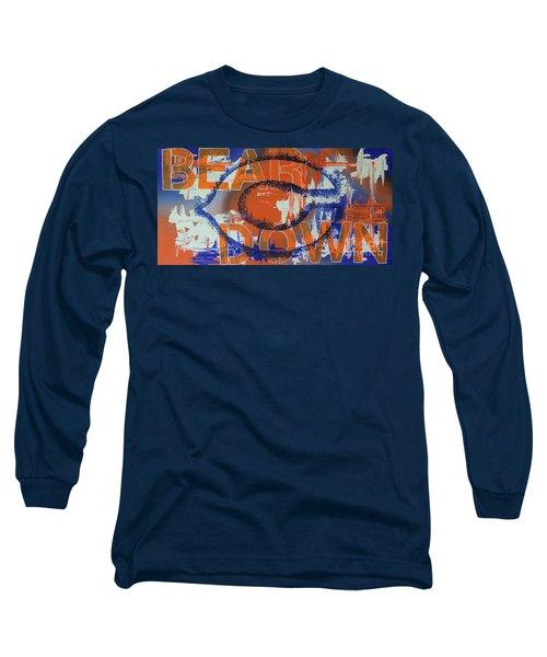 Bear Down Long Sleeve T-Shirt