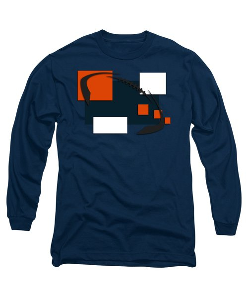 Bears Abstract Shirt Long Sleeve T-Shirt by Joe Hamilton