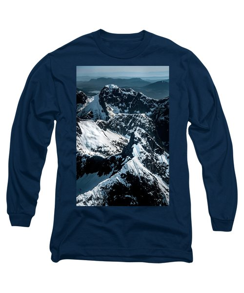 Beartooth Mountain Bc Long Sleeve T-Shirt