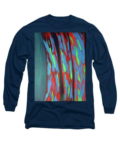 Beauties  Long Sleeve T-Shirt by Karen Nicholson