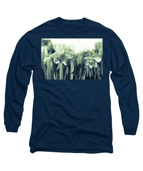 Beautiful Daffodil Long Sleeve T-Shirt