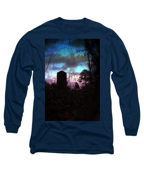 Beautiful Evening In The Graveyard Long Sleeve T-Shirt