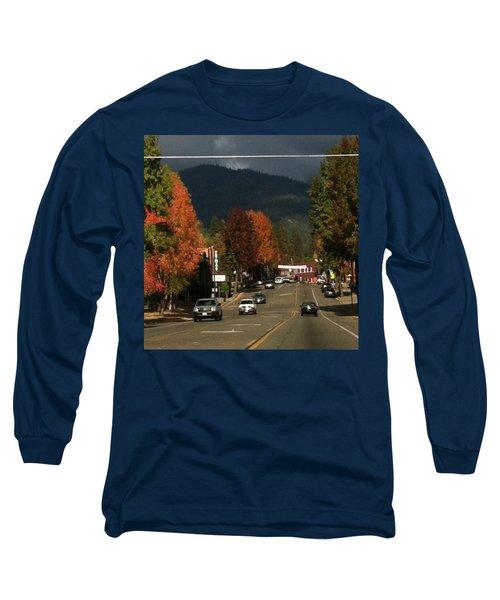 Beautiful Fall Day! Long Sleeve T-Shirt