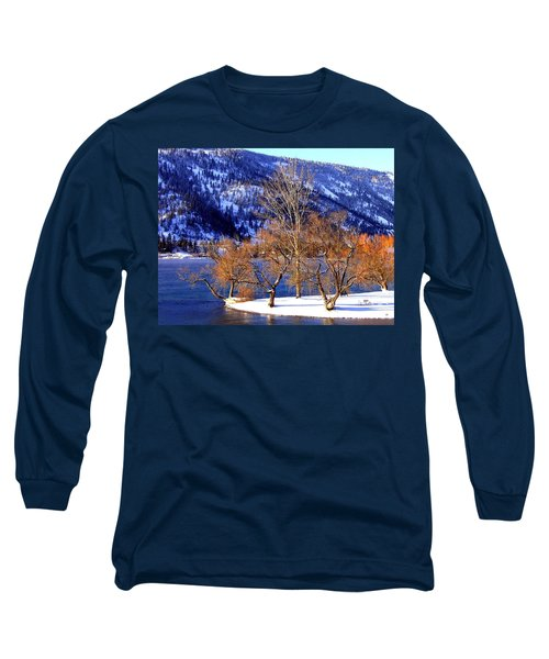 Long Sleeve T-Shirt featuring the photograph Beautiful Kaloya Park by Will Borden