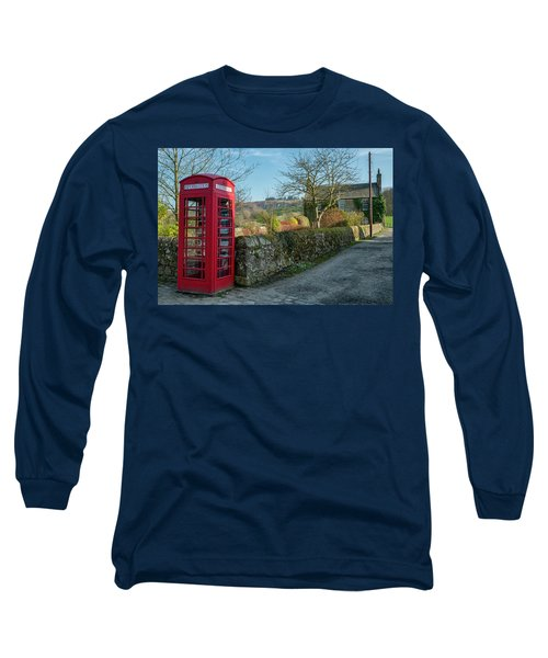 Long Sleeve T-Shirt featuring the photograph Beautiful Rural Scotland by Jeremy Lavender Photography