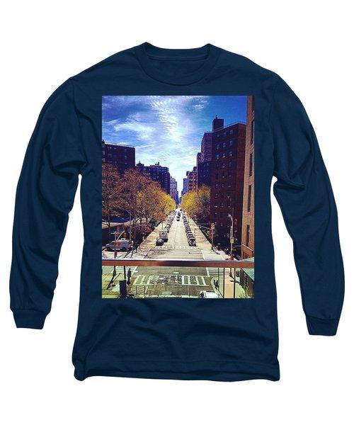 Highline Park Long Sleeve T-Shirt by Mckenzie Weldon