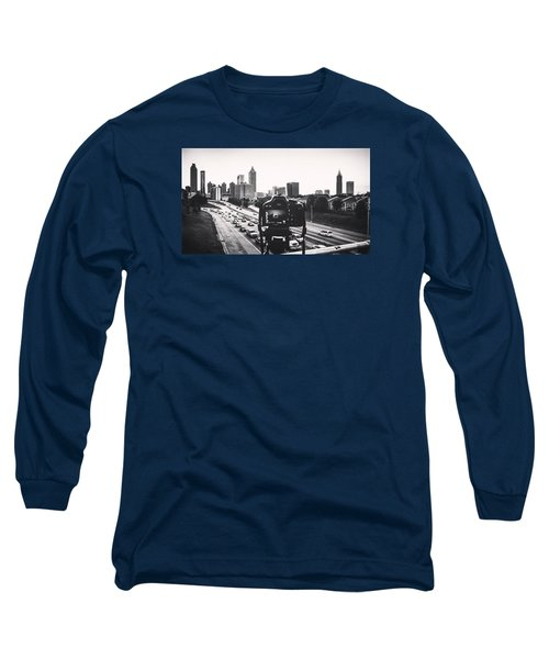 Behind The Lens Long Sleeve T-Shirt