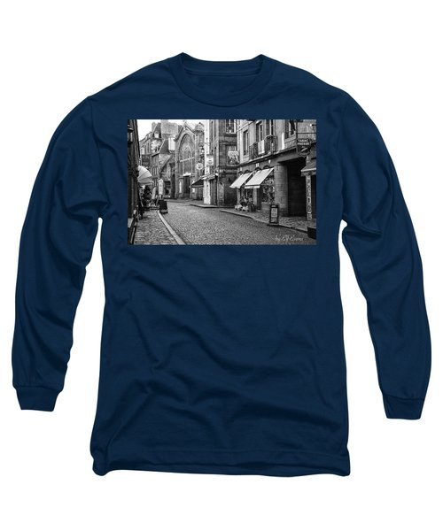 Behind The Walls 2 Long Sleeve T-Shirt