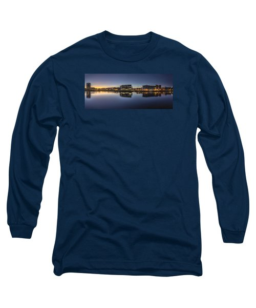 Belfast Near The Docks Long Sleeve T-Shirt