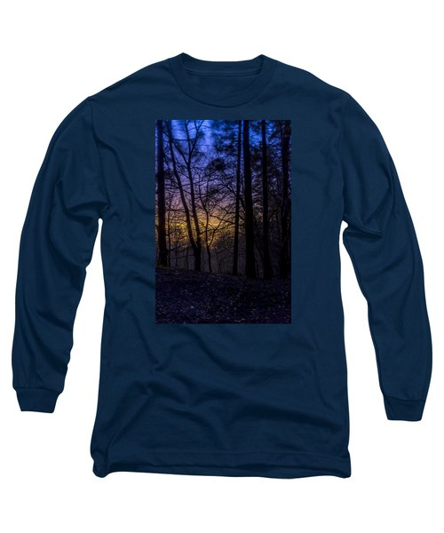 Belfast Through The Trees Part 1 Long Sleeve T-Shirt