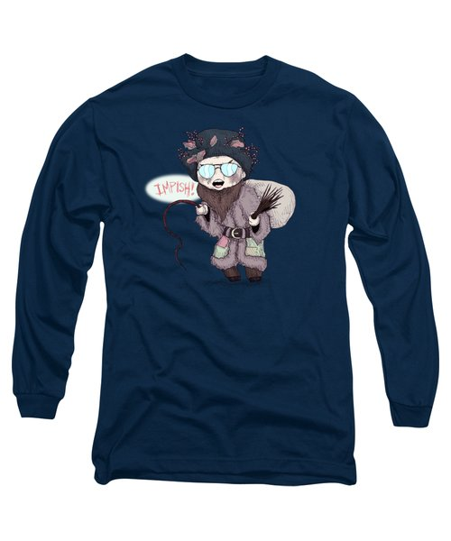 Belsnickel Long Sleeve T-Shirt