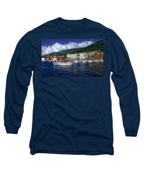 Bergen - Norway Long Sleeve T-Shirt