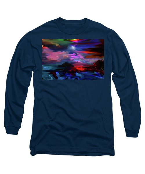 Beyond The Blue Horizon Long Sleeve T-Shirt