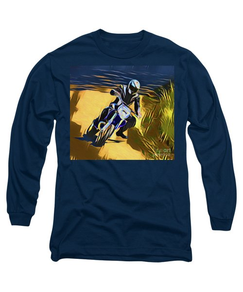 Biker 21018 Long Sleeve T-Shirt