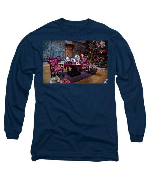 Biltmore Christmas   Long Sleeve T-Shirt