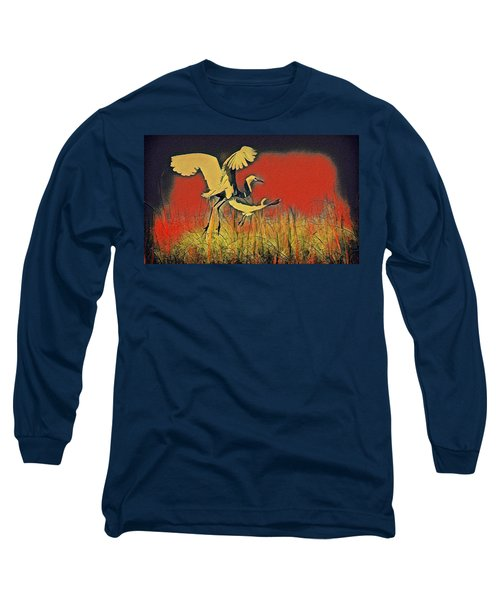 Bird Dreams Long Sleeve T-Shirt