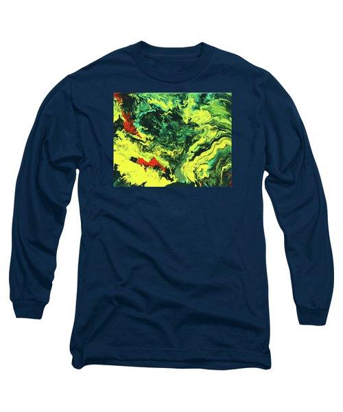 Bird Of Paradise Long Sleeve T-Shirt by Ralph White