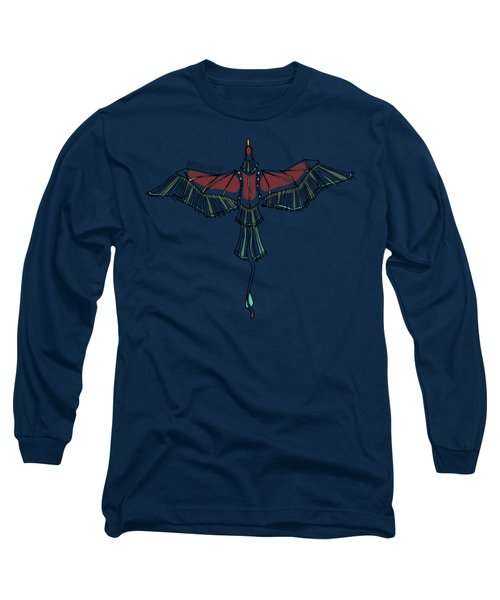 birdEYE volcano III Long Sleeve T-Shirt