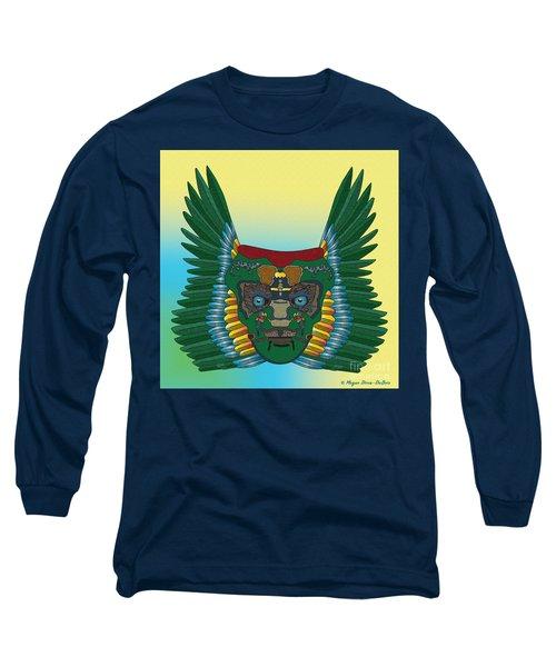 Birdman Mask Long Sleeve T-Shirt