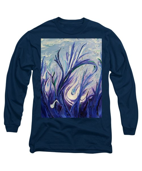 Birth Of Music Long Sleeve T-Shirt
