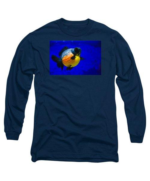 Black Pearl Goldfish Long Sleeve T-Shirt