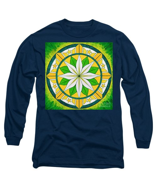 Blessings Of Kapayapaan/bendiciones De La Paz Long Sleeve T-Shirt