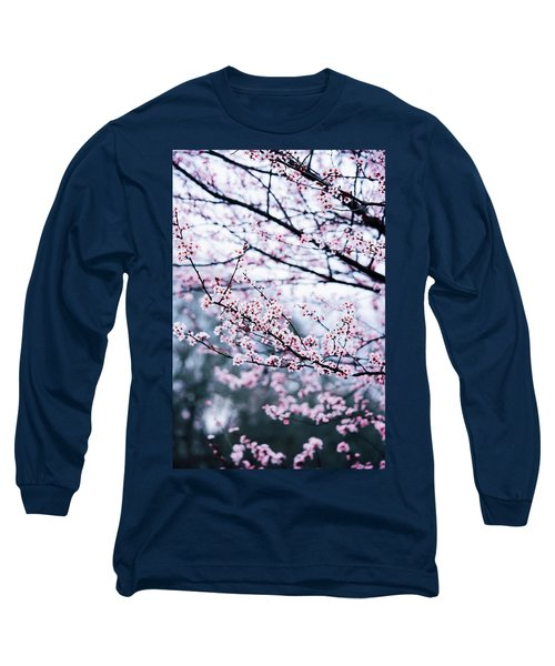 Long Sleeve T-Shirt featuring the photograph Blossoming Buds by Parker Cunningham
