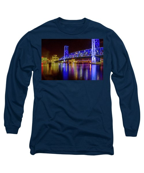 Blue Bridge 2 Long Sleeve T-Shirt