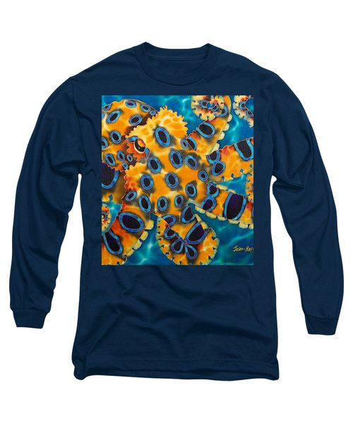 Blue Ringed Octopust Long Sleeve T-Shirt