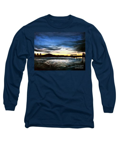 Blue Diablo Long Sleeve T-Shirt