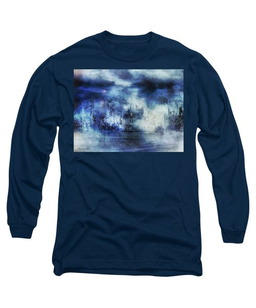 Blue Fog Long Sleeve T-Shirt