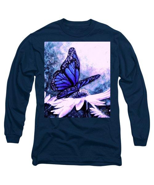 Blue Heaven Long Sleeve T-Shirt by Hazel Holland