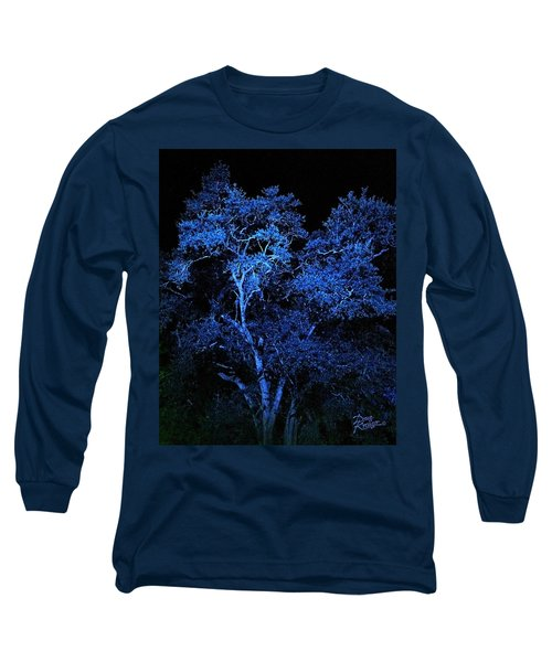 Blue Magic Long Sleeve T-Shirt