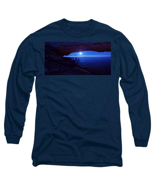 Blue Mesa Arch Long Sleeve T-Shirt
